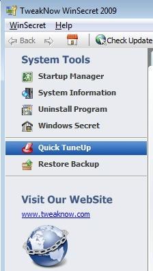 TweakNow WinSecret 2011 4.0.0
