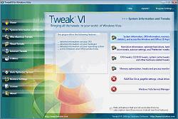TweakVI Basic 1.0 Yapı 1125