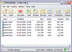 UltimateZip 7.0