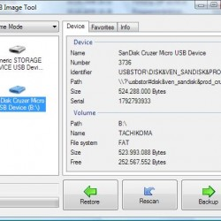 USB Image Tool 1.64