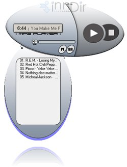 VB MP3 Player 0.1.6 Beta