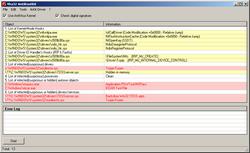 Vba32 AntiRootkit 3.12.4.0