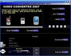 Video Converter 2007 1.1