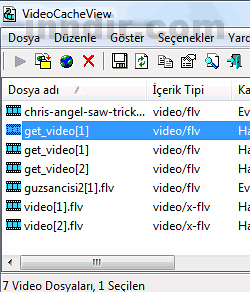 VideoCacheView 2.21