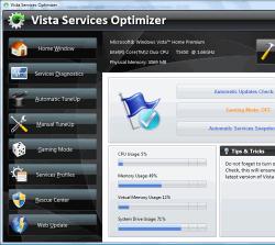 Vista Services Optimizer 1.2.108