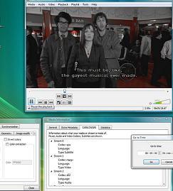 VLC Media Player 1.0.5