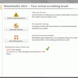 WashAndGo 17.3.0