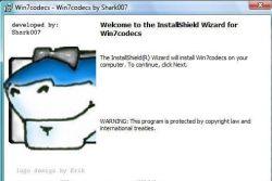 Win7codecs 2.3.3