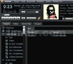 Winamp (Türkçe) 5.5.7.2