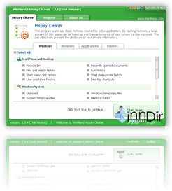 WinMend History Cleaner 1.3.5