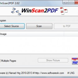 WinScan2PDF 2.12