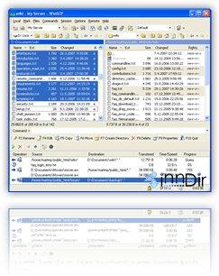 WinSCP 5.1.4 Yapı 3020