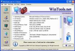 WinTools.net Classic 10.2