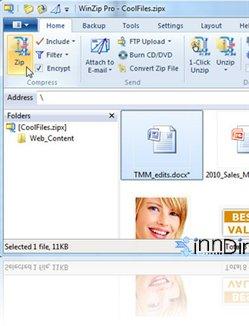 WinZip 15.0 Yapı 9411