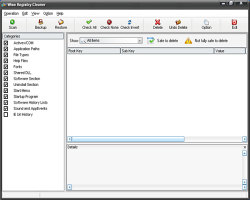 Wise Registry Cleaner 7.63