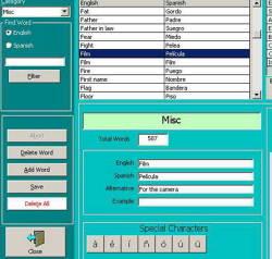 WordBanker English - Swedish 6.4.8