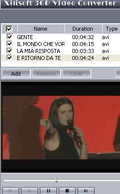Xilisoft 3GP Video Converter 3.1.53.0627b
