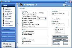 XP Smoker Free Edition 5.7