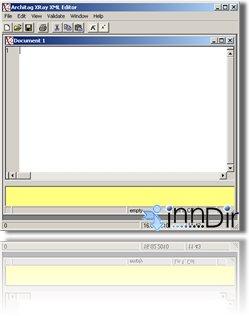 XRay XML Editor 2.1 Yapı 10