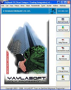 Yaylasoft Ticari Entegre 2.05
