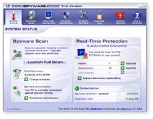 ZeroSpyware 2005 3.4.110.4
