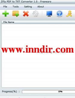 Zilla PDF to TXT Converter 1.0.5